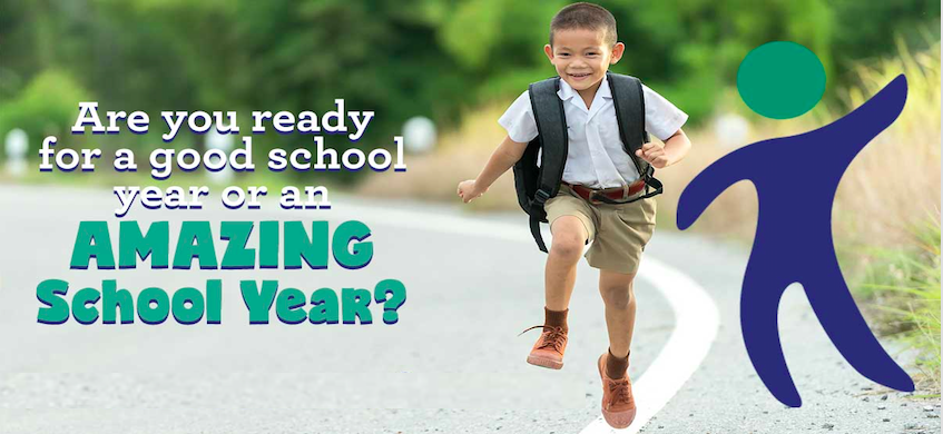 Go Back to School on the Right Foot!