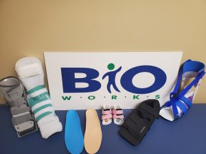 Examples of Foot and Ankle Braces